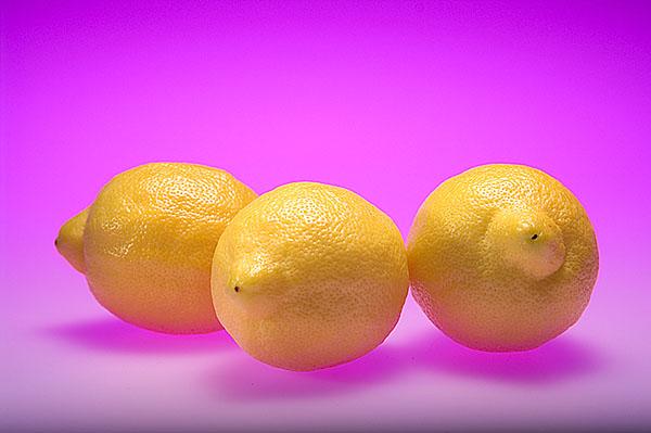 Extreme lemons