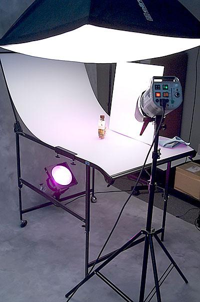 Tre-D light table
