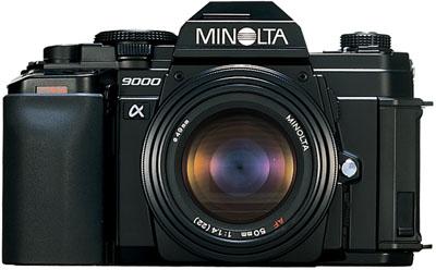 Minolta 9000