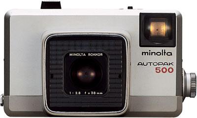 Minolta Autopak 500