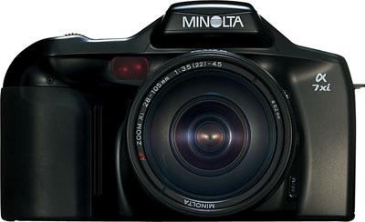 Minolta Dynax 7xi