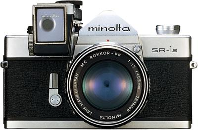 Minolta SR-1s