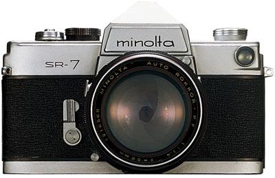 Minolta SR-7