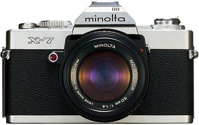 Minolta X-7