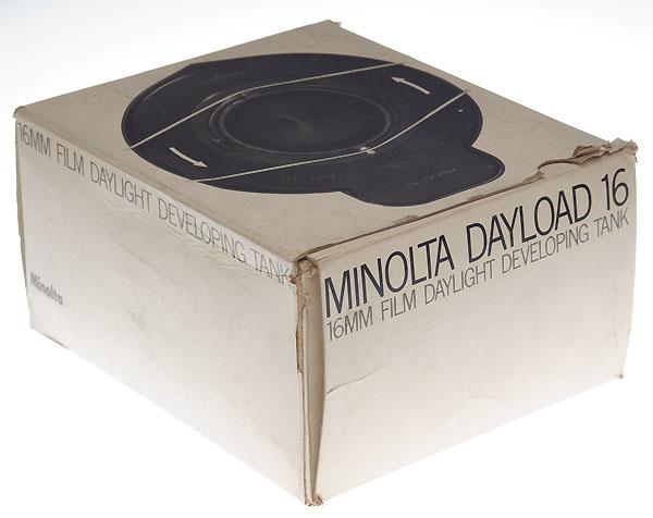 Minolta Dayload tank box