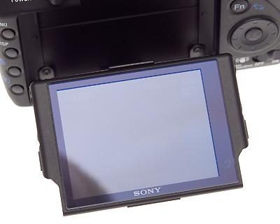 A350 screen glare